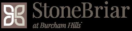 StoneBriar at Burcham Hills logo