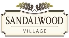 Sandalwood Village logo p